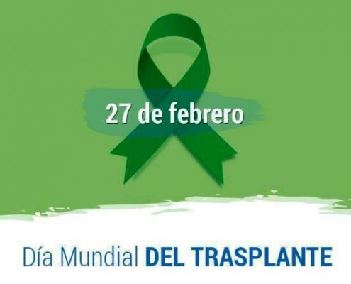 dia mundial del transplante