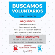 fundame voluntarios 2020