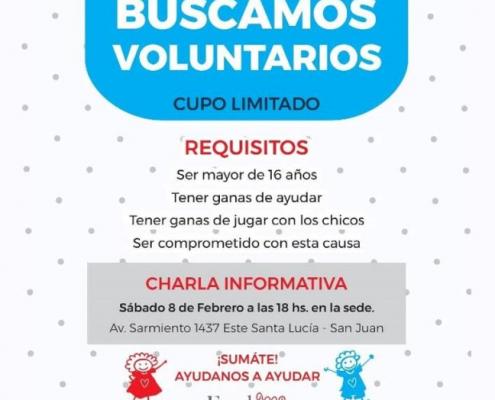 fundame voluntarios 2020
