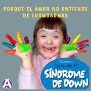 21 de marzo sindrome de down