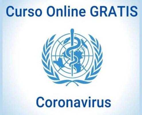 curso coronavirus oms