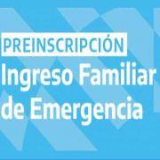 ingreso familiar de emergencia anses