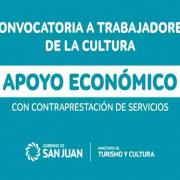 apoyo a trabajadores culturales