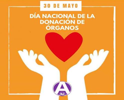 30 de mayo dia de la donacion de organos