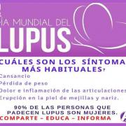 dia mundial del lupus agenda solidaria