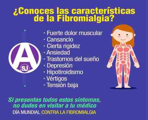 fibromialgia síntomas