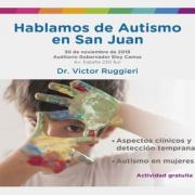 hablemos de autismo en san juan